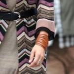 С чем носить кожаный браслет?